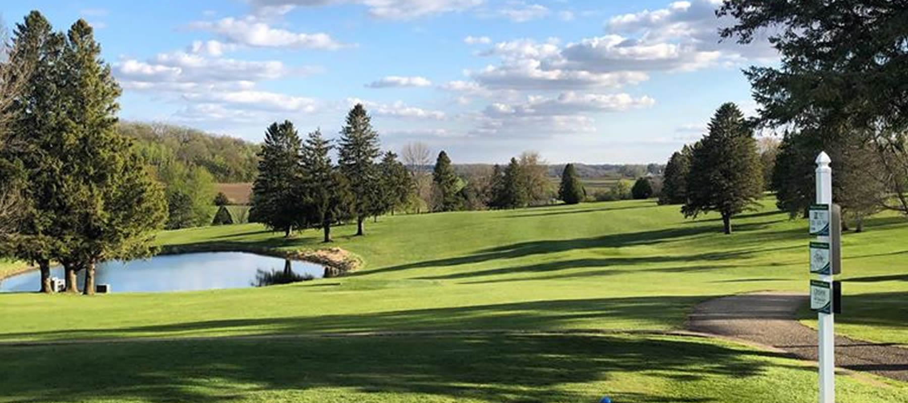 Preston Golf Course - Preston, Minnesota - 9 Hole Course in Southeast Minnesota near Lanesboro, Fountain, Spring Valley, Wykoff, Harmony and LeRoy